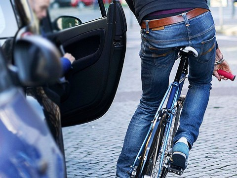 What is car dooring? Drivers could be putting cyclists in serious danger