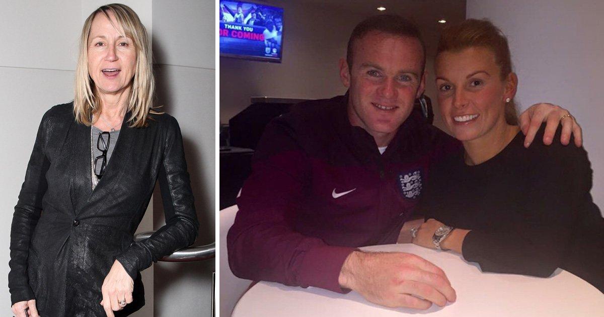 Carol McGiffin brands Coleen Rooney a 'doormat' and blames her for Wayne Rooney's behaviour
