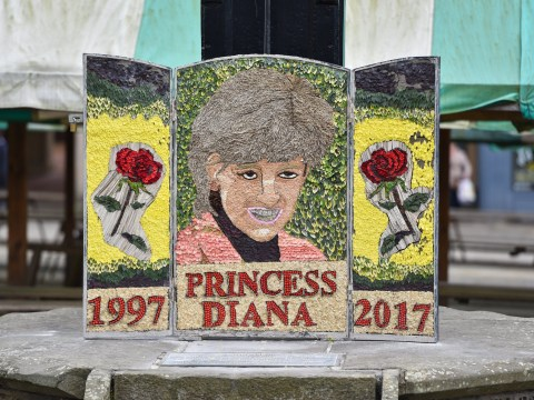 'Horrendous' Princess Diana memorial mercilessly mocked by locals