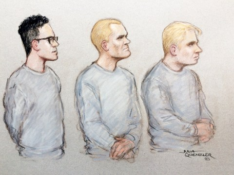 British soldiers accused of being neo-Nazis will go on trial in March