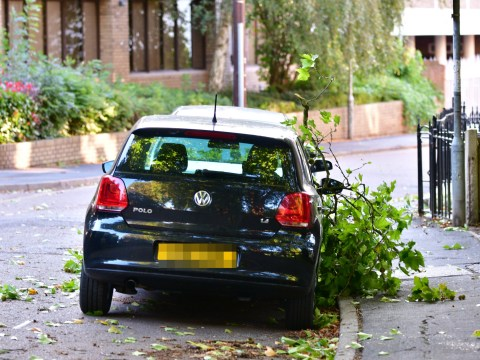 What are the 2017 UK storm names and why are they given them?
