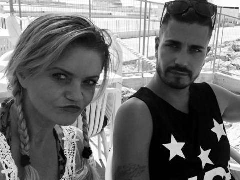 Danniella Westbrook 'hit with huge bill after smashing up Benidorm hotel room during row with fiancé'