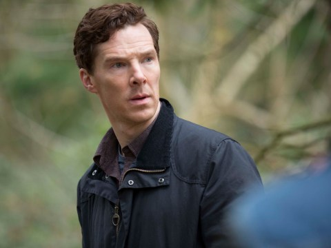 Benedict Cumberbatch says filming on The Child In Time was delayed by Sherlock fans 'asking for selfies'