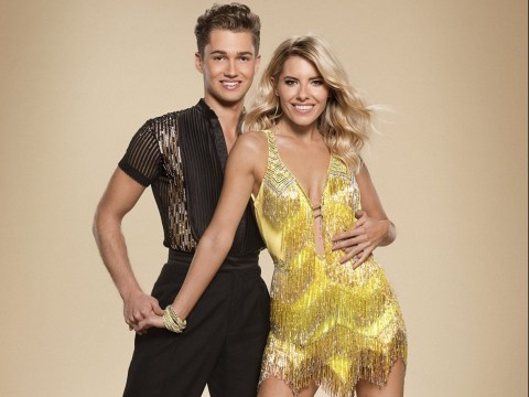 AJ Pritchard does nothing to quell Strictly romance rumours as he calls Mollie King 'sexiest' contestant