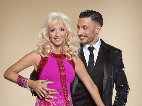 Strictly's Debbie McGee fearful of missing live shows as star suffers painful injury