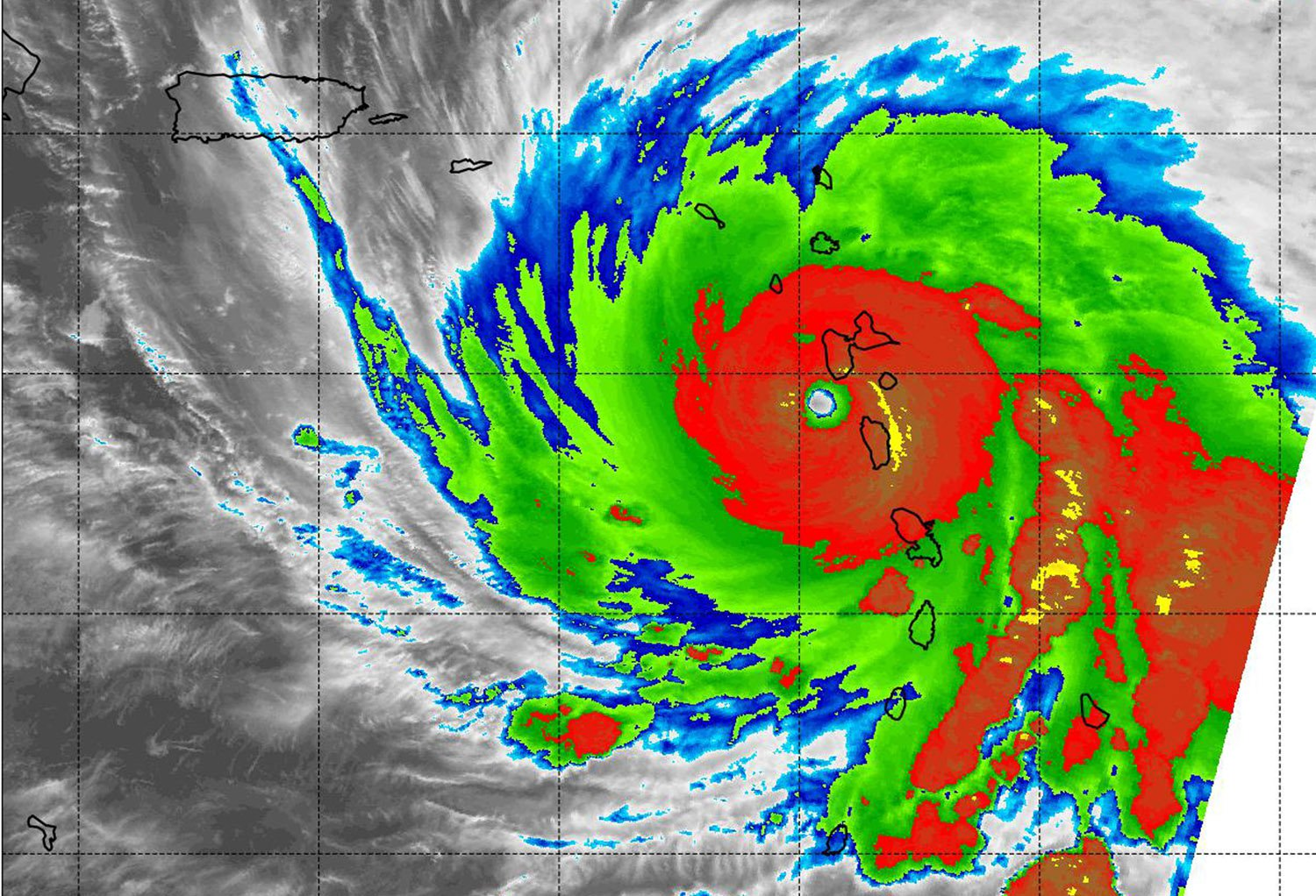 Where is Hurricane Maria now and when will it hit the US?