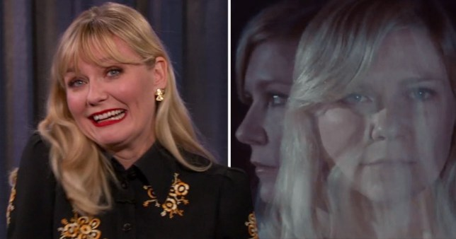 Kirsten Dunst got accidentally stoned filming new film Woodshock