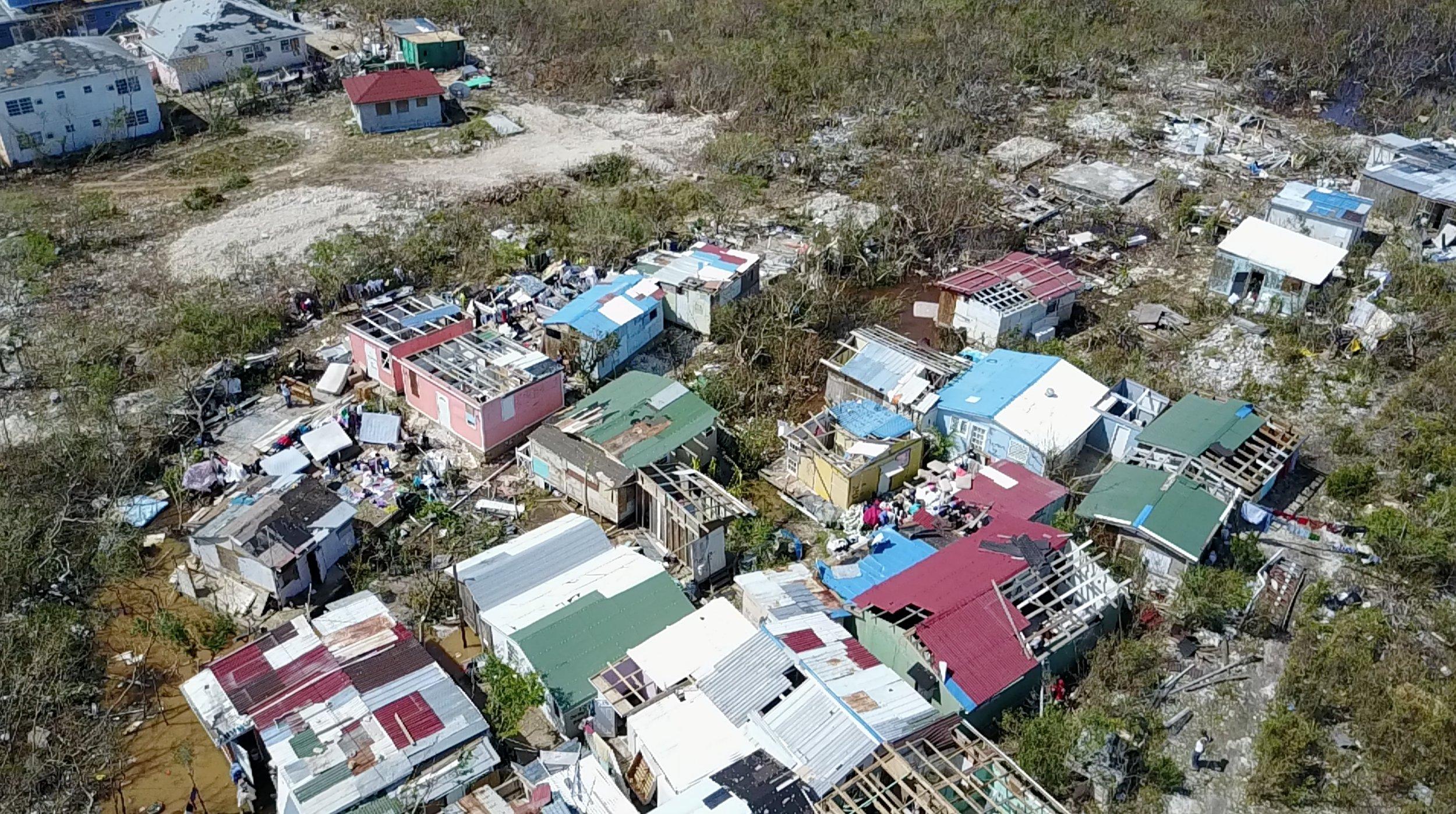 Islanders still reeling from Irma devastation now brace for Hurricane Maria