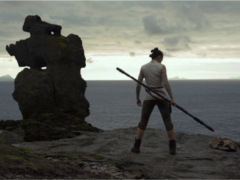 What hints do the latest Star Wars photos hold for The Last Jedi?