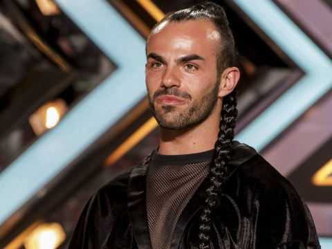 Eurovision star Slavko Kalezic wows on X Factor after Louis suggested he audition