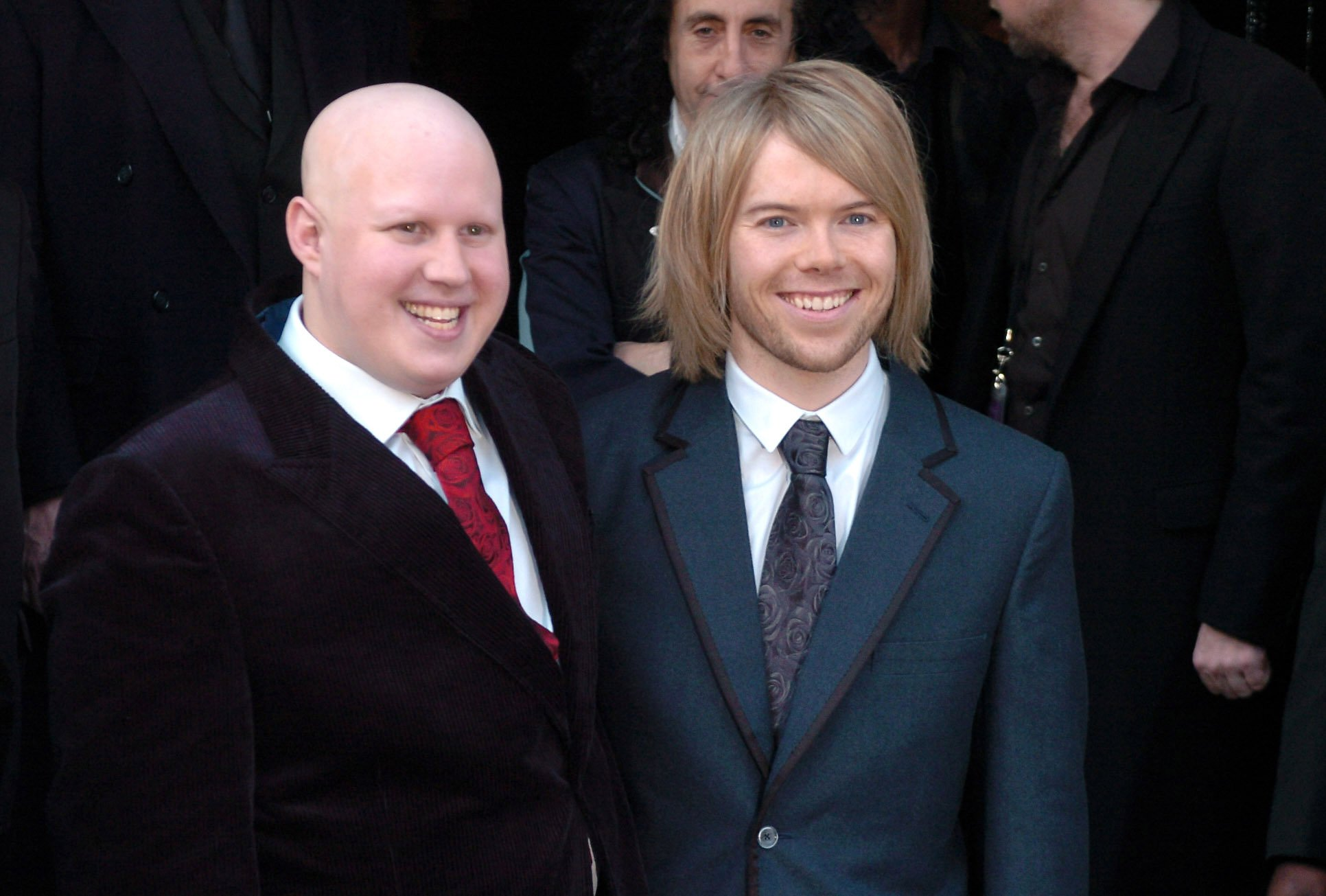 Matt Lucas reveals he coped with his husband Kevin McGee's death 'by having lots of sex'