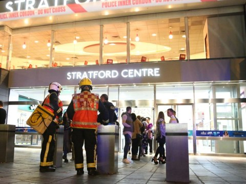 Teenager arrested after 'acid attacks' on six people in London shopping mall