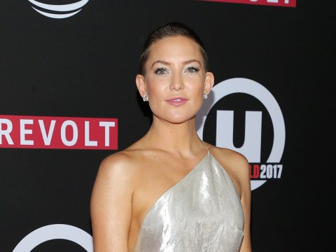 Kate Hudson praises her 'low maintenance' buzz cut – even if it does make her look just like her 13-year-old son