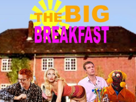 The Big Breakfast 25th anniversary: the show's greatest moments
