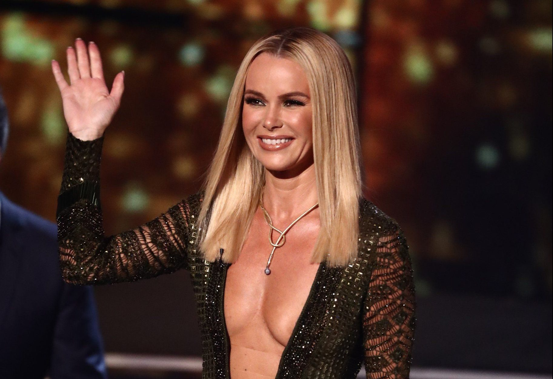 Britain's Got Talent Amanda Holden will 'not be covered up' despite criticism over outfits