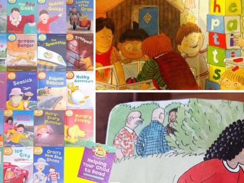 Have you ever noticed the dogging scenes hidden inside Biff, Chip and Kipper kids books?