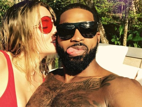 Khloe Kardashian is the happiest she's ever been with boyfriend Tristan Thompson