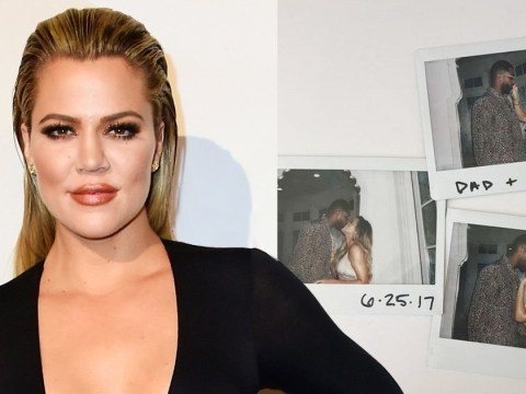 Khloe Kardashian 'didn't know she was pregnant' when she posted cryptic Snapchat clue