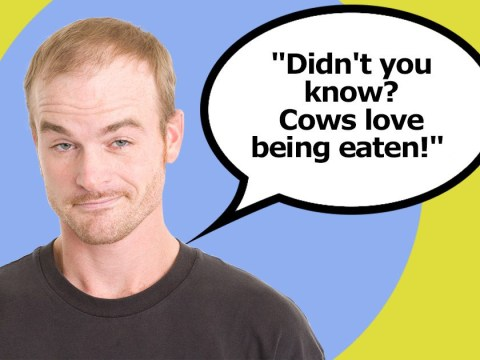 6 of the funniest questions vegans get asked