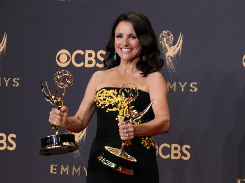 Julia Louis-Dreyfus completes second round of chemotherapy for breast cancer