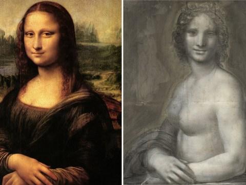 Naked 'Mona Lisa sketch' found in France