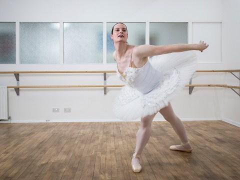 Former rally driver becomes the UK's first transgender ballet dancer