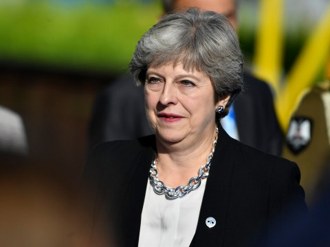 Theresa May pledges to freeze tuition fees in bid to win young voters from Labour