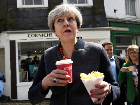 Where to eat free at this week's Tory conference