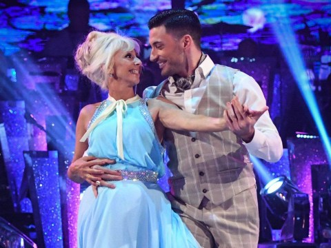 Debbie McGee talks 'special chemistry' with Strictly star Giovanni Pernice as she hangs up dancing shoes