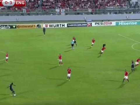 Manchester United's Marcus Rashford provides quality assist for Harry Kane as England thrash Malta