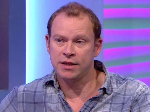 Robert Webb reveals being told to 'man up' left him unprepared for his mum's death