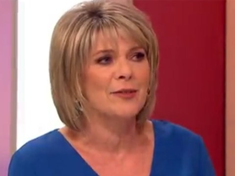 Ruth Langsford 'forgot' her first Strictly dance moments before performing