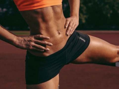 How to get incredible abs like Lilly Sabri in just 15 minutes*