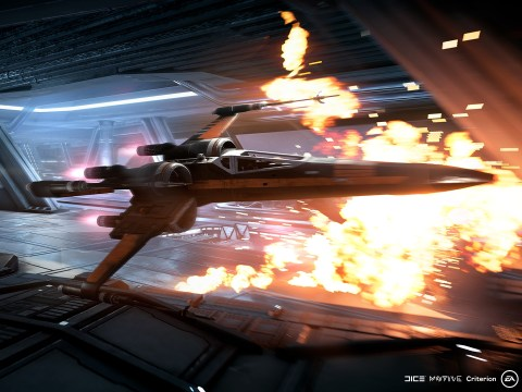Star Wars: Battlefront II Starfighter Assault interview – 'probably the most ambitious game that EA has ever made'