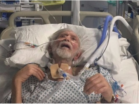Find the scum who violently attacked and robbed this vulnerable man