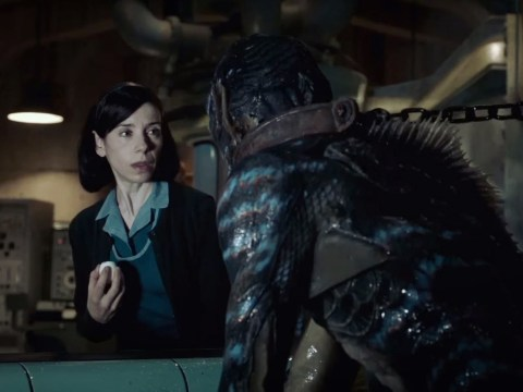 TIFF 2017: The Shape of Water is Guillermo del Toro's best work since Pan's Labyrinth