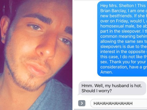 Mum has a great response to her daughter's gay friend asking to attend a sleepover