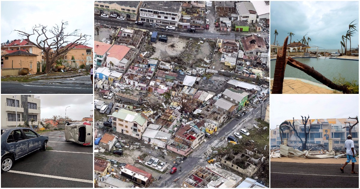 More than 1,000,000 left without power as Hurricane Irma batters Caribbean