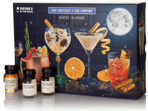 Gin advent calendar is back for Christmas 2017 – and now there's four to choose from