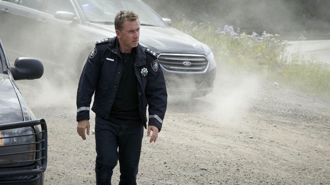 Tin Star review: Tim Roth keeps Sky Atlantic's choppy thriller afloat