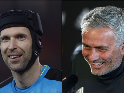 Petr Cech admits Arsenal need to learn from Jose Mourinho