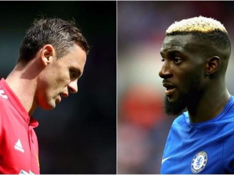 Tiemoue Bakayoko denies feeling pressure over replacing Nemanja Matic at Chelsea