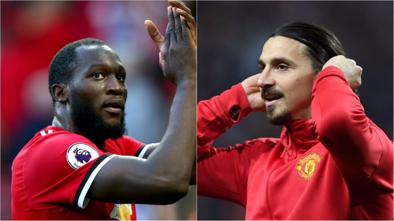 Dwight Yorke explains why Romelu Lukaku is 'more of a threat' than Zlatan Ibrahimovic