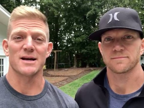 YouTube twins say God sent Irma to get revenge on gay community