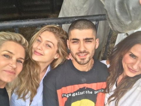 Zayn Malik celebrates Eid ul-Adha with the Hadids as fans are hit with details of new music