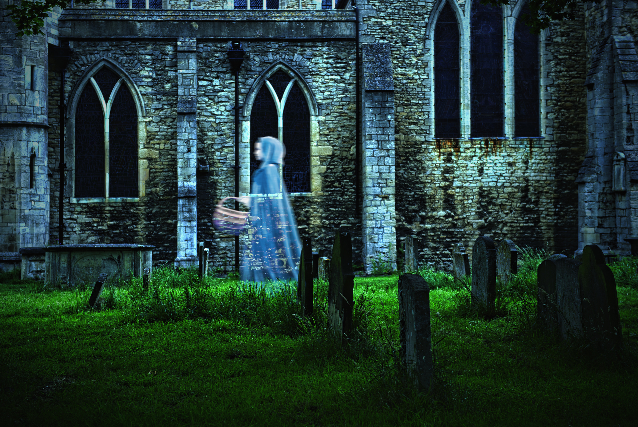 Haunted Halloween: real-life tales of ghosts and ghouls