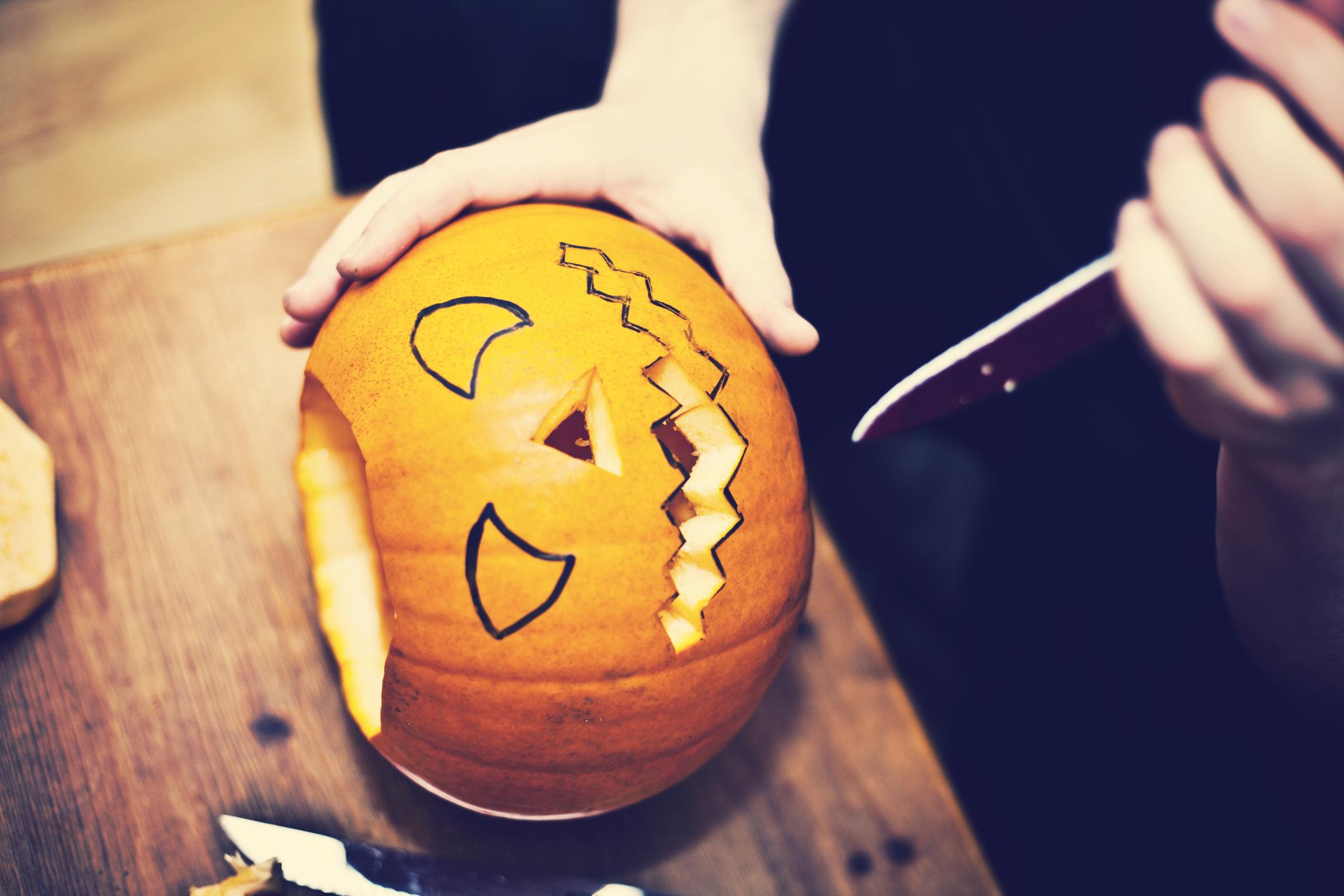 National pumpkin day pumpkin carving inspiration for