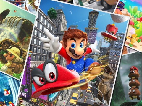 Super Mario Odyssey review – hats off to Nintendo