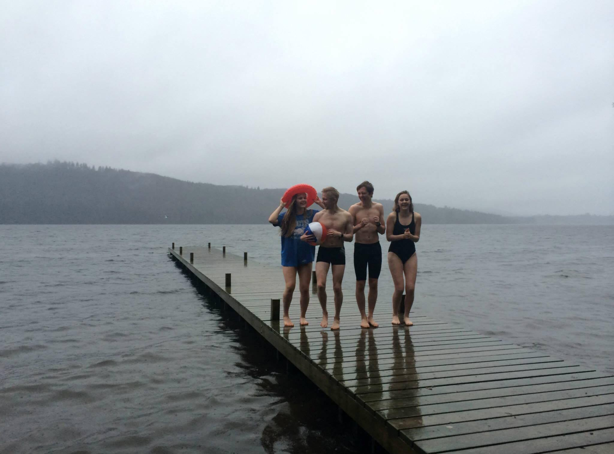 Cold water swimming: why the hell do so many people like doing it?
