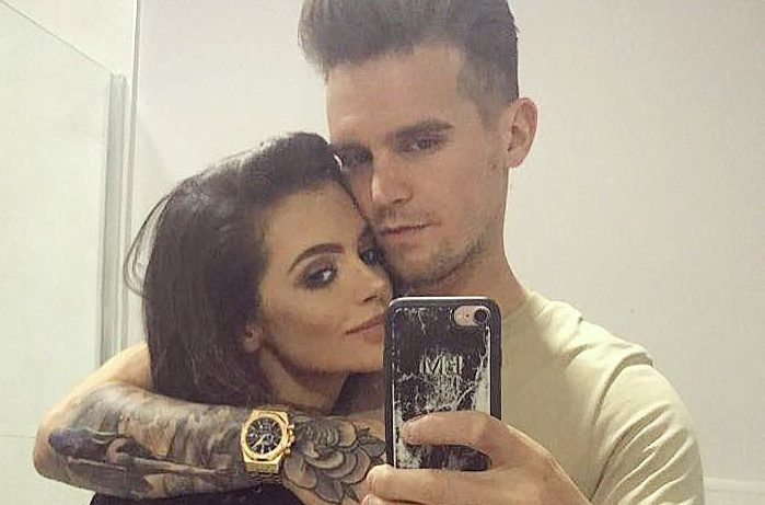 Geordie Shore's Gaz Beadle turns family man as he listens to girlfriend Emma McVey's baby bump